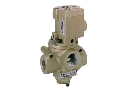 Inline-mounting Valves